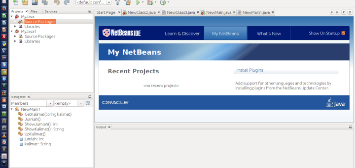 Beans IDE 8.0 di Ubuntu 14.04 atau Windows