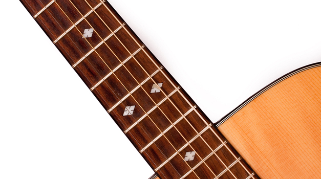 Acoustic Guitar Neck