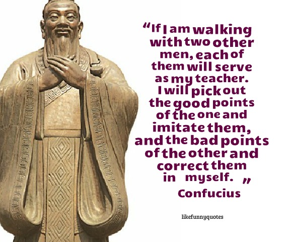 Funny Confucius Quotes and Sayings