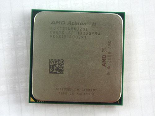 AMDAthlonII X3 435(散)