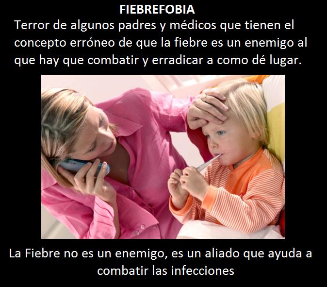 fiebrefobia