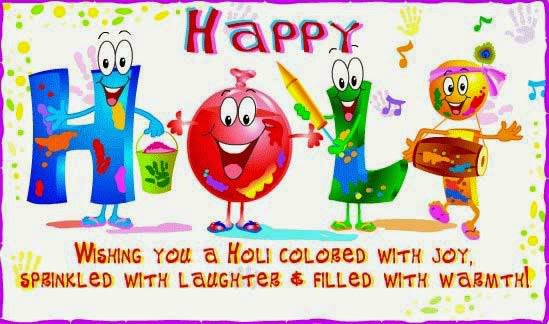 Happy Holi Quotes and Saying 2015