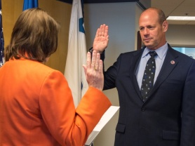 Leon Rodriguez Sworn in as Director of U.S. Citizenship and Immigration Services
