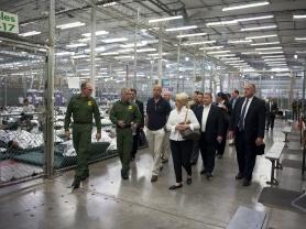 Secretary Jeh Johnson Visits Arizona