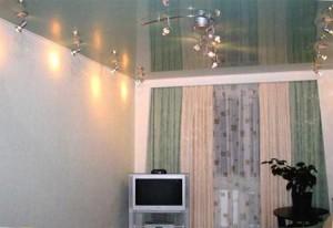 натяжные потолки фото 5