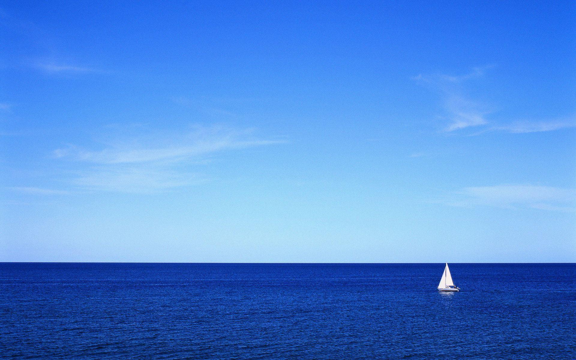 大海 非主流意境唯美图片