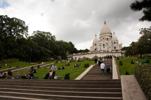 10 lugares a visitar en París