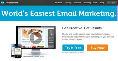 Successful Email Marketing GetResponse