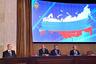 Владимир Путин выступает на заседании коллегии ФСБ, 26 марта 2015 года