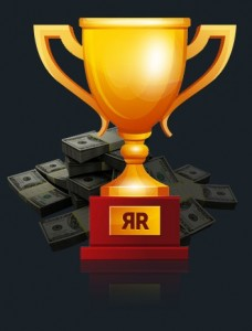 rank recon trophie