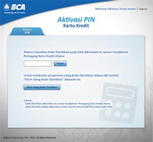 %name Cara Aktivasi PIN Kartu Kredit BCA