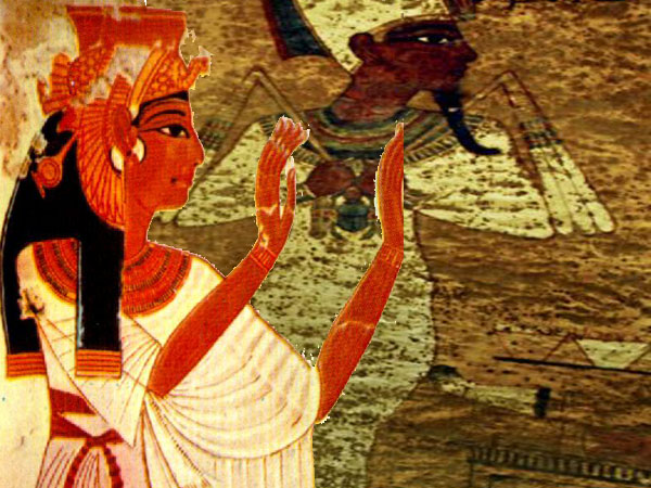 history of cosmetic in 10000 bc