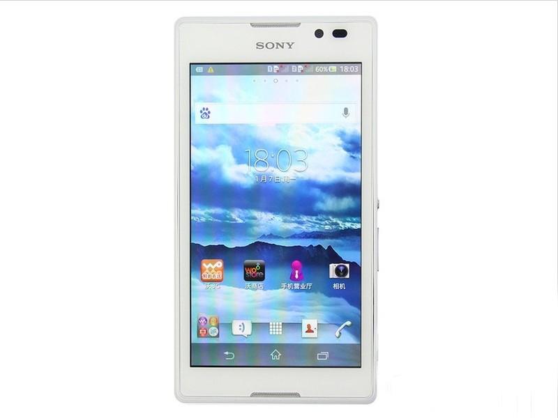 索尼手机S39h(Xperia C/联通版)