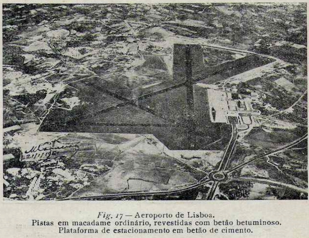 Aeroporto de Lisboa, c. 1950