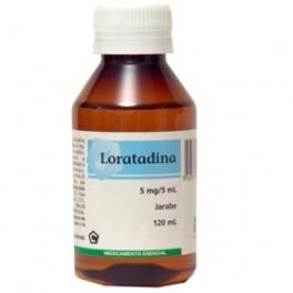 Loratadina jarabe