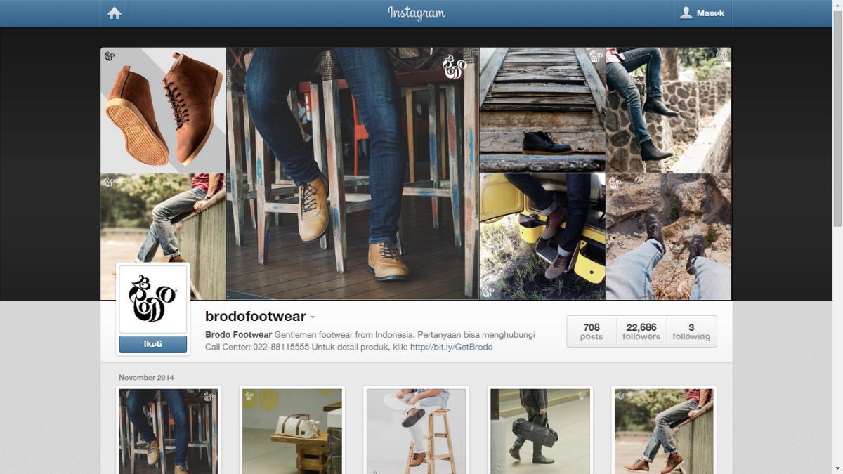 Brodo Instagram
