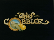 The Thief and the Cobbler Logo