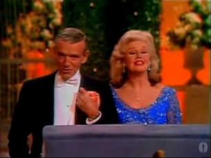 Fred and Ginger at the Oscars®