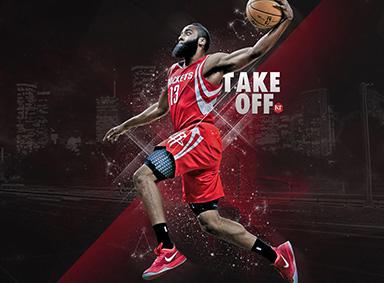 NBA球星詹姆斯·哈登壁纸桌面