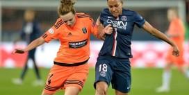 Women's Champions League : PSG in the Semi-Finals