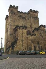 [The castle keep at Newcastle]
