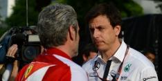 Wolff: Ferrari victory 'good' for Formula 1