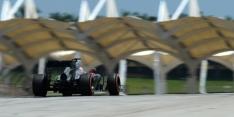 McLaren drivers say pace 'a nice surprise'