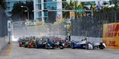 Unchanged grid for Long Beach ePrix
