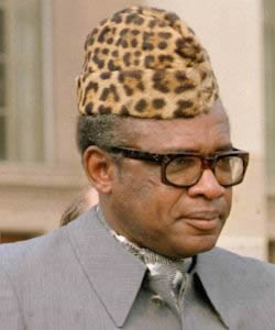 Mobutu Sese Seko on Authoritarianism in Africa