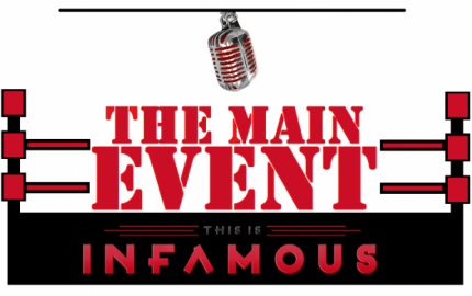 The Main Event Banner