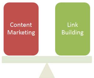 Link Building vs Content Marketing
