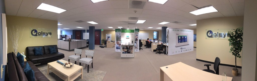 New Qolsys Headquarters