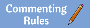 Commenting Rules