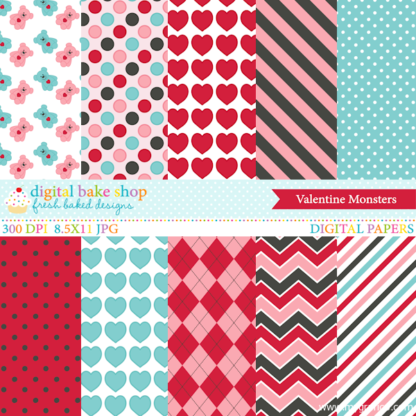 Valentine party ideas -via mygrafico.com