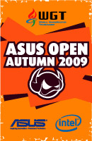 ASUS Autumn Cup 2009 - all info
