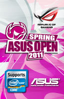 ASUS Spring Cup 2011 - all info