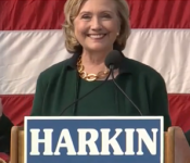 Hillary Clinton in Too Many Cooks