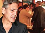 George Clooney and Amal at cipriani in midtown New York.