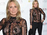 """NEW YORK, NY - APRIL 07:  Sonja Morgan attends the """"Real Housewives of New York City"""" season 7 series viewing party at AOA Bar & Grill on April 7, 2015 in New York City.  (Photo by Andrew Toth/Getty Images)"""