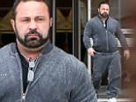 EXCLUSIVE: April 8, 2015 Joe Giudice was spotted getting into the passenger side of his own truck in New Jersey today.  Joe was recently sentenced to 18 months in prison as well as a 2 year loss of his driving privilege in the state of New Jersey.**Please call for price before usage. @chris 610-308-7304Ösales@theimagedirect.com