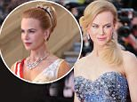 """CANNES, FRANCE - MAY 14:  Nicole Kidman attends the opening ceremony and """"Grace of Monaco"""" premiere at the 67th Annual Cannes Film Festival on May 14, 2014 in Cannes, France.  (Photo by Tony Barson/FilmMagic)"""