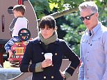 *** Fee of £150 applies for subscription clients to use images before 22.00 on 080415 ***\nEXCLUSIVE ALLROUNDERSelma Blair and a male companion enjoy time together with her son Arthur at a park in Studio City\nFeaturing: Arthur Saint Bleick, Selma Blair\nWhere: Los Angeles, California, United States\nWhen: 06 Apr 2015\nCredit: WENN.com