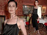LONDON, ENGLAND - APRIL 08:  Erin O'Connor attends mytheresa.com x Francesco Russo dinner at Harrys Bar on April 8, 2015 in London, England.  (Photo by David M. Benett/Getty Images for mytheresa.com GmbH)