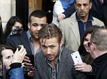 7.APRIL.2015 - PARIS - FRANCE CANADIAN ACTOR TURNED DIRECTOR RYAN GOSLING, IN THE FRENCH CAPITAL FOR THE PROMOTION OF HIS FILM LOST RIVER, IS SEEN ON A MOVIE PREMIERE MARATHON IN PARIS, FRANCE, APRIL 7, 2015. AFTER LEAVING THE RAPHAEL PALACE HOTEL, GOSLING FIRST STOPPED AT THE CINEMA MK2 BIBLIOTHEQUE, THEN THE UGC BERCY AND THE UGC LES HALLES ON THE SAME EVENING. BYLINE MUST READ : ABACA/XPOSUREPHOTOS.COM *AVAILABLE FOR UK ONLY* ***UK CLIENTS - PICTURES CONTAINING CHILDREN PLEASE PIXELATE FACE PRIOR TO PUBLICATION *** **UK CLIENTS MUST CALL PRIOR TO TV OR ONLINE USAGE PLEASE TELEPHONE 0208 344 2007**
