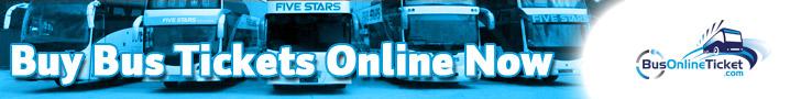 Buy Bus Tickets Online