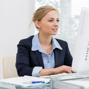 woman-working-computer
