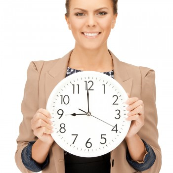 woman-clock-time