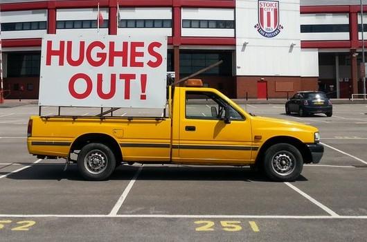 van driver hughes