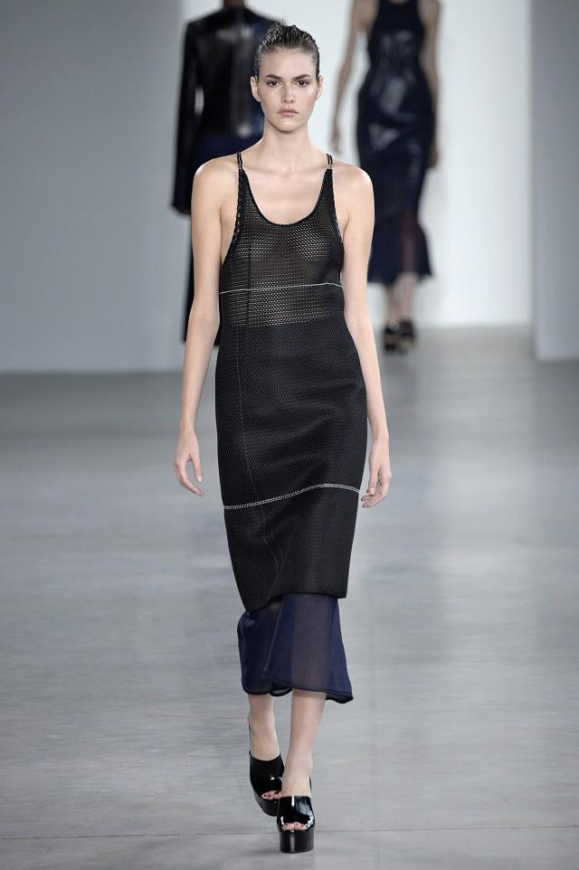 Calvin Klein for SS2015
