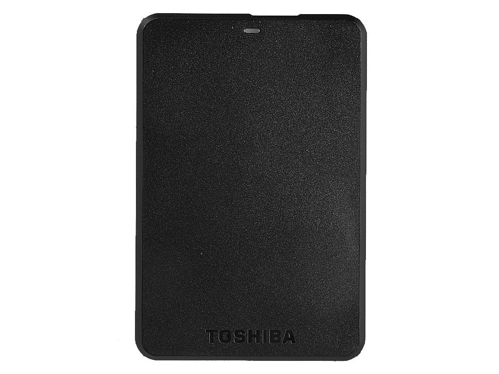 东芝移动硬盘A1黑甲虫2TB